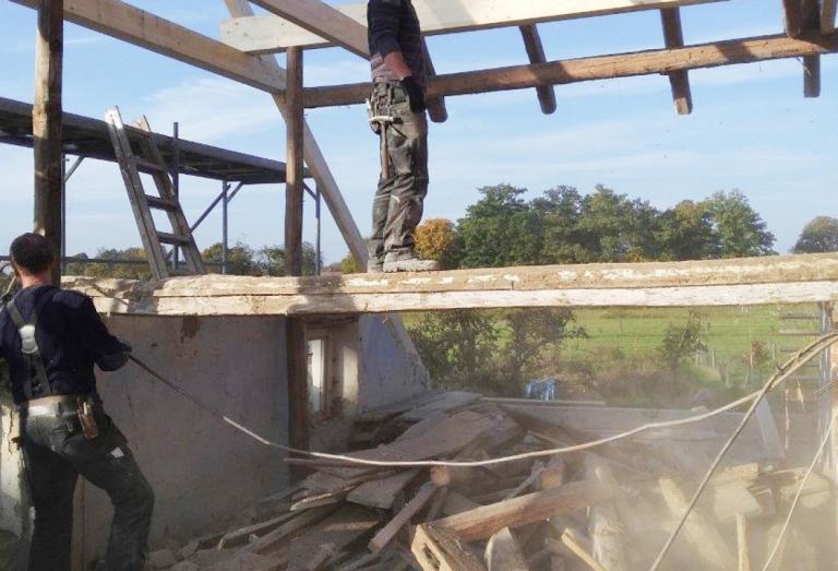 Galerie: Dachsanierung